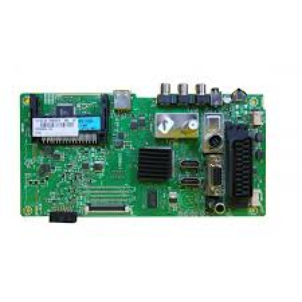 23353374, 23303976, 17MB82S, Main Board, VESTEL SATELLITE 40FA5050 40 LED TV