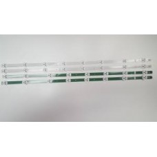 32 ROW Rev0.9 2 A-TYPE, 32 ROW Rev0.9 2 B-TYPE, 6916L-0881A, 6916L-0923A, LC320DXN (SE)(R1), Arçelik A32-LDZ-OL, Led Bar, Panel Ledleri, Backligth Strip